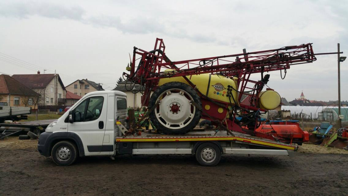 munkagép szállítás - 024autoszallitas.hu