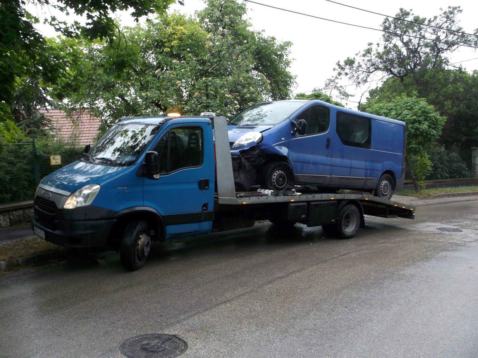 furgon szállítása Budapesten