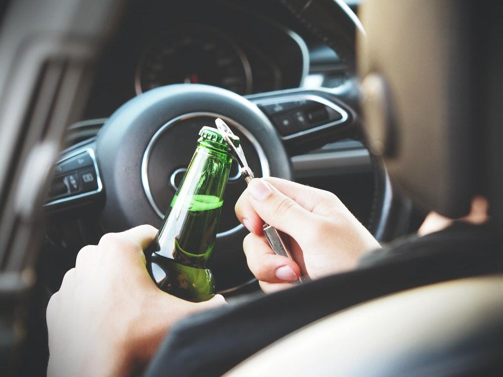 Drogosan, ittasan való autóvezetés következményei