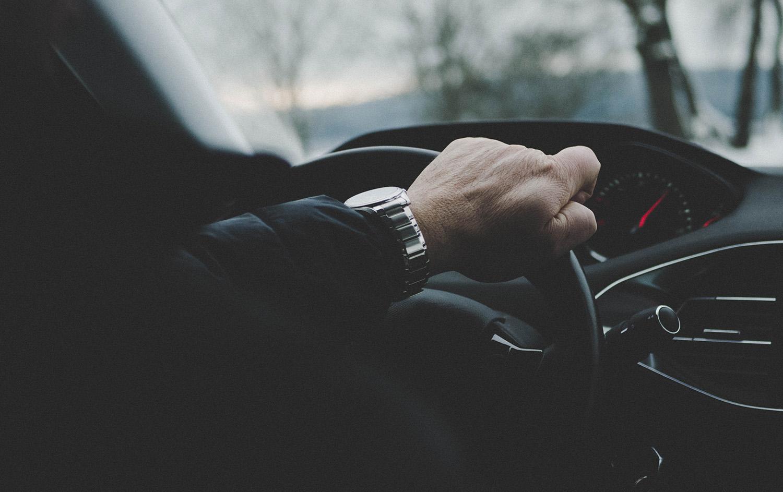 Hibák autóvezetés közben