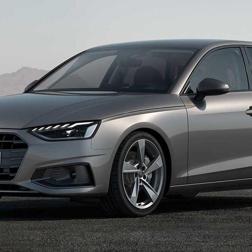 Audi A4 autómentés
