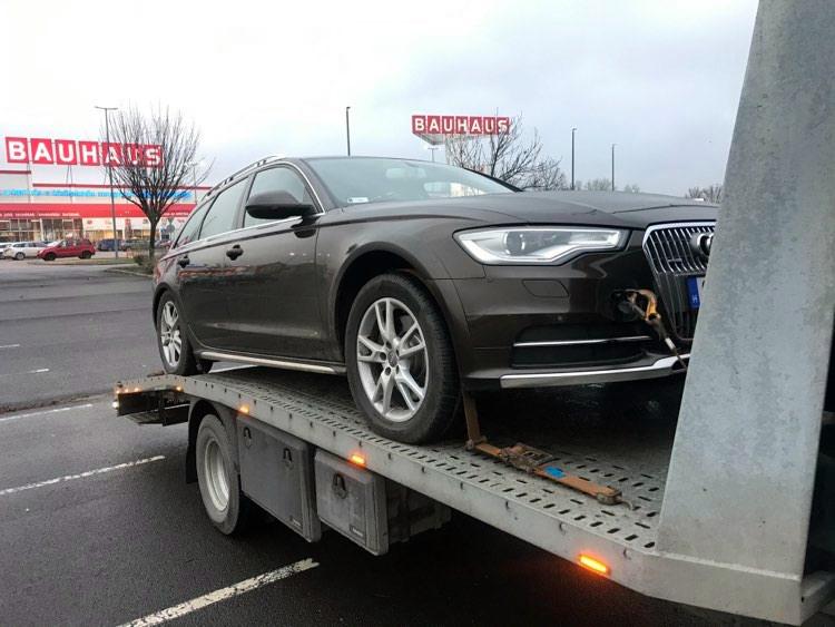 Audi Autómentés